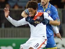 Adriano traf fünffach gegen Borissow