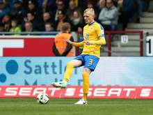 Saulo Decarli kickte seit 2014 für die Eintracht