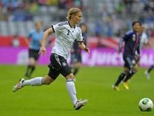 Saskia Bartusiak steht wieder im Kader der Nationalmannschaft