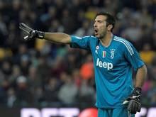 Wird seine Karriere nach der WM wohl beenden: Gianluigi Buffon