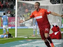 Philipp Hofmann wechselt von Kaiserlautern zu Brentford