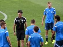 Die DFB-Elf hat bei der Auslosung Glück gehabt