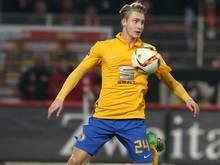 Maximilian Sauer wurde für zwei Spiele gesperrt