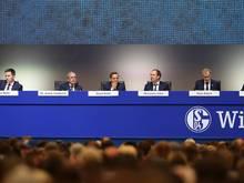 Die Schalker Führungsriege holt Klubidole zurück