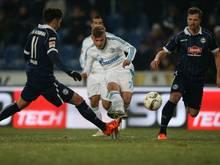 Schalke verliert beim Test in Bielefeld