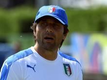 Antonio Conte hat großen Respekt vor Deutschland
