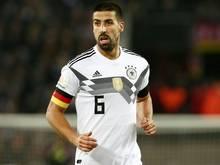 Sami Khedira hat die Äußerungen von Nils Petersen klar zurückgewiesen