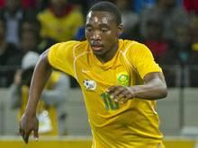Überfall auf südafrikanischen Nationalspieler Vilakazi