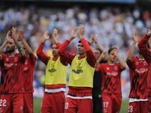 Der FC Sevilla gilt als Favorit im EL-Finale