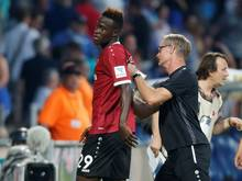 Hannover 96 verleiht Babacar Gueye erneut nach Belgien