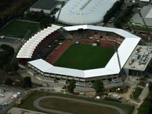 Umbauarbeiten am Steigerwaldstadion sorgten für Unmut
