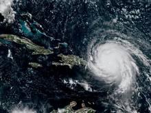 """Hurrikan """"Irma"""" verbreitet Angst und Schrecken"""