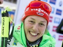 Laura Dahlmeier ist Skisportlerin des Jahres