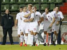 Das Spiel der Luxemburger kann wie geplant stattfinden