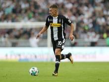 Thorgan Hazard wurde in den belgischen Kader berufen