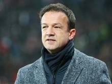 Fredi Bobic will Frankfurt als Top-Klub etablieren
