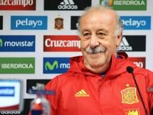 Del Bosque will nach der EURO 2016 sein Amt abgeben