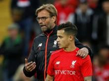 Coutinho kehrt in den Kader des FC Liverpool zurück