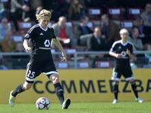 Erste Niederlage für den 1. FFC Frankfurt am 3. Spieltag