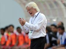 Seit 2013 trainiert Schäfer die Auswahl von Jamaika