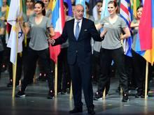 Gianni Infantino will die neue FIFA-Generalsekretärin ernennen