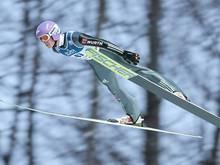 Andreas Wellinger springt in Nischni Tagil zum Sieg