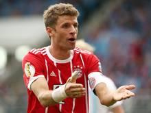 Thomas Müller freut sich auf die kommende Saison