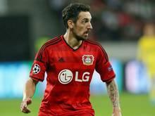Hilbert fehlt Bayer 04 bereits seit drei Spielen