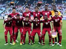 José Daniel Carreño trainiert Katars Nationalmannschaft