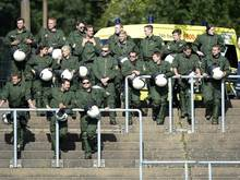 Wegen Hooligan Demo: Spiel in Hannover abgesagt