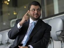 Hasan Ismaik ist sauer über die jüngste Niederlage