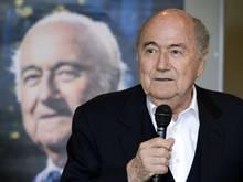 Blatter will von einem Stimmenkauf nichts wissen
