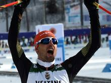 Eric Frenzel gewinnt das Rennen um den Schwarzwaldpokal