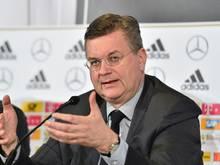 Grindels Aussage belastet frühere DFB-Funktionäre