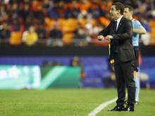 Neville sucht mit Valencia den Weg aus der Krise