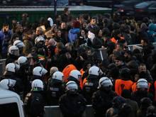 Die deutsche Polizei soll die Nationalelf bei der WM begleiten