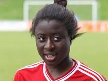 Eunice Beckmann verlängert bis 2017 bei Bayern München