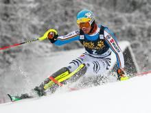 Ski-Rennläufer Neureuther hat ein Ausrufezeichen gesetzt