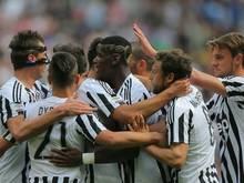 Juventus Turin ist italienischer Meister