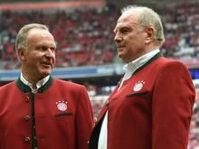Der neue Sportdirektor des FC Bayern wird vorgestellt