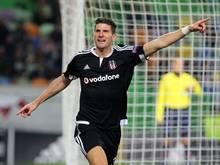 Gomez in Topform: Gegen Gaziantepspor trifft er doppelt