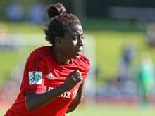Eunice Beckmann verlässt Bayern München in Richtung USA