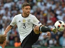 Jonas Hector meldet sich für das Italien-Spiel fit