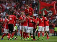 Benfica Lissabon holt auch den portugiesischen Pokal