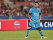 Lionel Messi muss sich vor Gericht verantworten