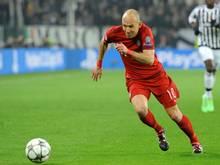Robben will noch diese Saison sein Comeback feiern