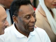 Pelé will der letzte Fackelträger sein