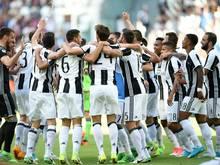 Gute Nachrichten für den italienischen Rekordmeister