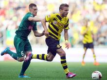 Arminia Bielefeld verpflichtet Tomasz Holota (l.)