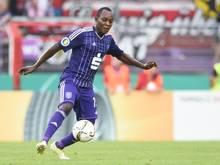Addy Menga hat seinen Vertrag bei Osnabrück verlängert